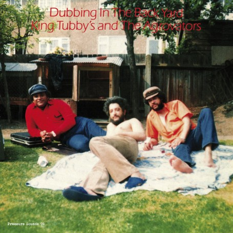 (2xLP) KING TUBBY & THE AGGROVATORS - DUBBING IN THE BACKYARD