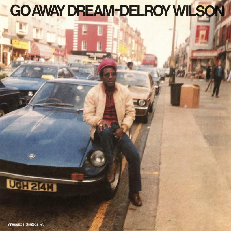 (LP) DELROY WILSON - GO AWAY DREAM