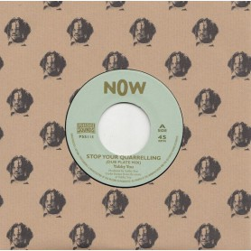 """(7"""") YABBY YOU - STOP YOUR QUARRELING (Dub Plate Mix) / VERSION"""