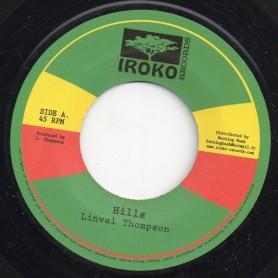 "(7"") LINVAL THOMPSON - HILLS"
