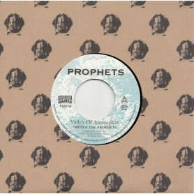 "(7"") SMITH & THE PROPHETS - VALLEY OF JOEASAPHAT / JOEASAPHAT ROCK"