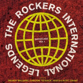 (LP) THE ROCKERS INTERNATIONAL LEGENDS SHOWCASE VOL.1