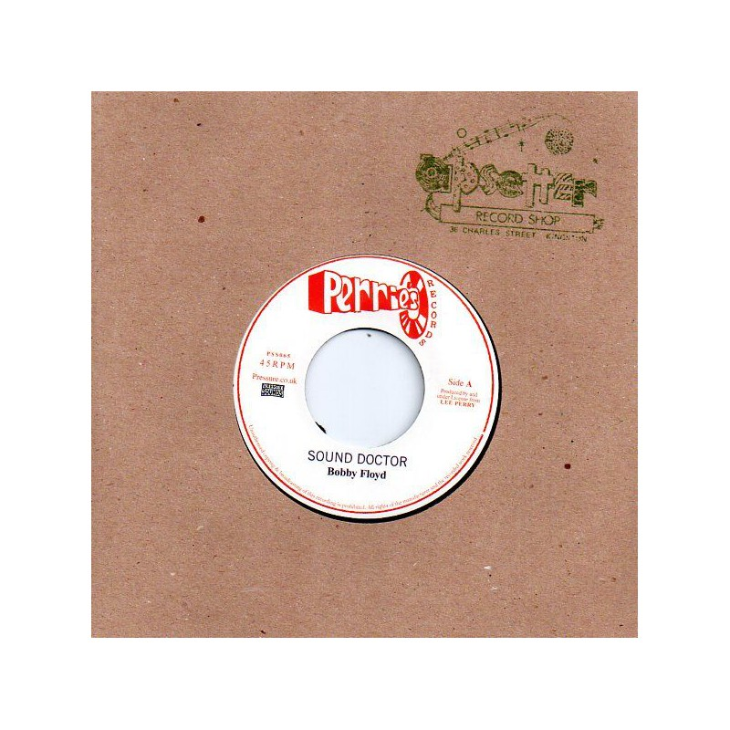 """(7"""") BOBBY FLOYD - SOUND DOCTOR / YOUNG DELLINGER - WAM PAM PA DO"""