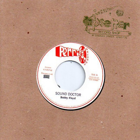 "(7"") BOBBY FLOYD - SOUND DOCTOR / YOUNG DELLINGER - WAM PAM PA DO"