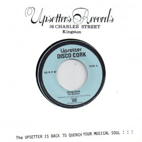 "(7"") THE UPSETTERS - STRONG DRINK / STRONG DUB"