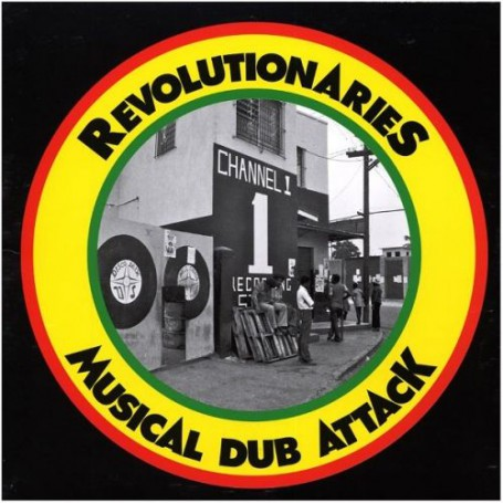 (LP) REVOLUTIONARIES - MUSICAL DUB ATTACK
