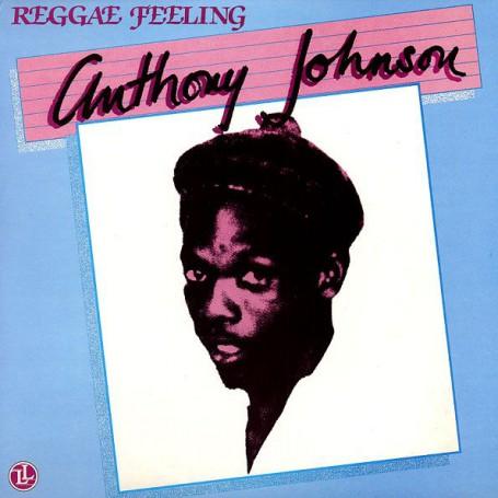 (LP) ANTHONY JOHNSON - REGGAE FEELING