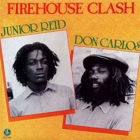 (LP) JUNIOR REID & DON CARLOS - FIREHOUSE CLASH