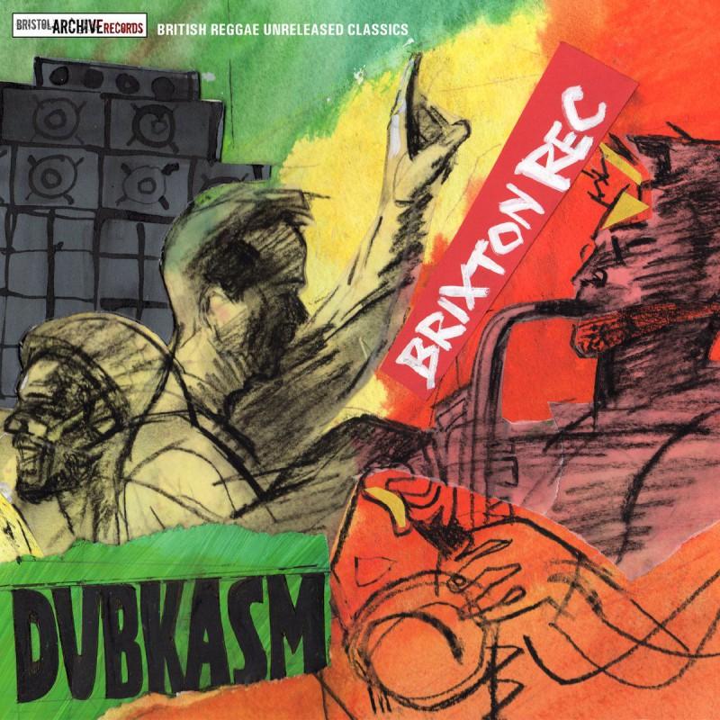 (LP) DUBKASM - BRIXTON DUB