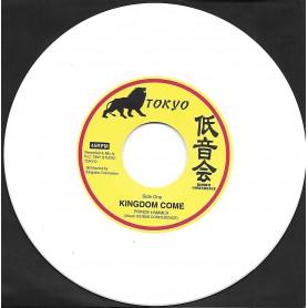 """(7"""") PRINCE HAMMER - KINGDOM COME / RIDDIM CONFERENCE AKA SHANTY-NOB - KINGDOM DUB"""