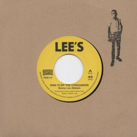 "(7"") BUNNY LEE ALL STARS - IVAN ITLER THE CONQUEROR / DAVE BARKER - SMOOTHS AND SORTS"