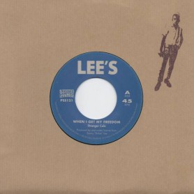 "(7"") STRANGER COLE - WHEN I GET MY FREEDOM / ROY RICHARDS - DEATH RIDES A HORSE"