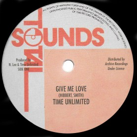 "(12"") TIME UNLIMITED - GIVE ME LOVE / THIRD WORLD BAND - GIVE ME LOVE VERSION"