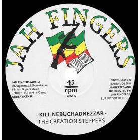 "(12"") THE CREATION STEPPERS - KILL NEBUCHADNEZZAR / DUB"