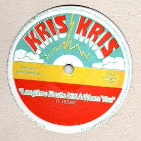 "(12"") CHRISTOPHER HEWIE - LONGTIME RASTA DID A WAAN YOU"