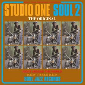 (2xLP) STUDIO ONE SOUL VOLUME 2