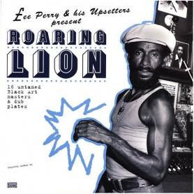 (2xLP) LEE PERRY - ROARING LION