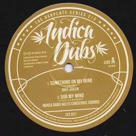 "(10"") JUDY GREEN - SOMETHING ON MY MIND / LIGHT OF JUDAH"