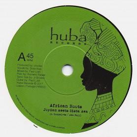"""(7"""") JOYDAN MEETS SISTA AWA - AFRICAN ROOTS / AFRICAN ROOTS DUB"""