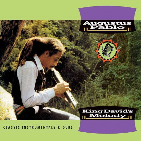 (LP) AUGUSTUS PABLO - KING DAVID'S MELODY