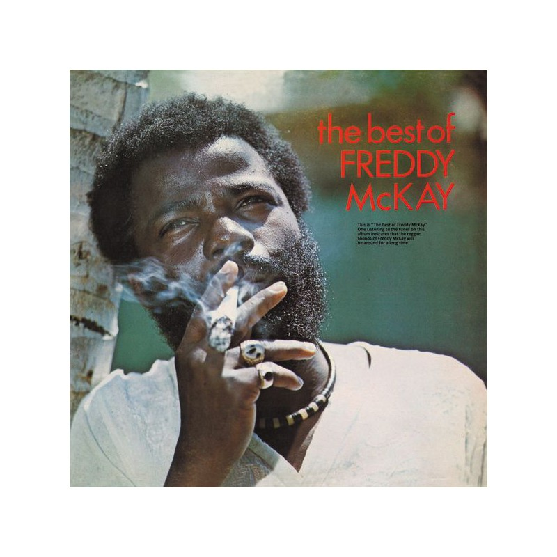 (LP) FREDDY McKAY - THE BEST OF