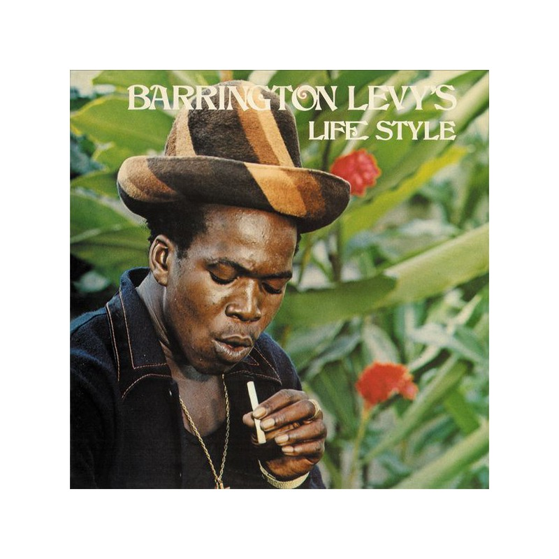 (LP) BARRINGTON LEVY'S - LIFE STYLE