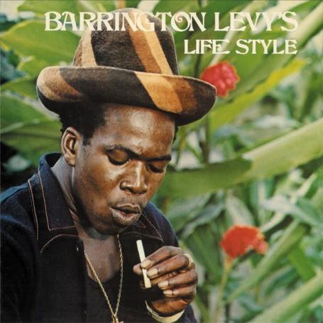 (LP) BARRINGTON LEVY'S - LIFE STYLE