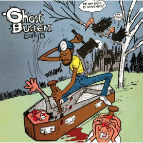 (LP) EARLY B - GHOST BUSTERS