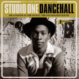(3xLP) STUDIO ONE DANCEHALL - SIR COXSONE IN THE DANCE : THE FOUNDATION SOUND