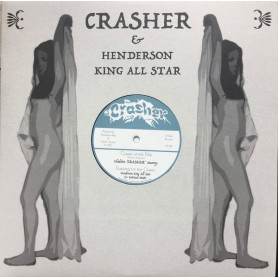 """(12"""") GLADSTON """"CRASHER"""" MURRAY - QUEEN OF THE NILE / AMAZON"""