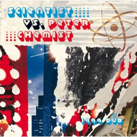 (LP) SCIENTIST VS. PETER CHEMIST - 1999 DUB