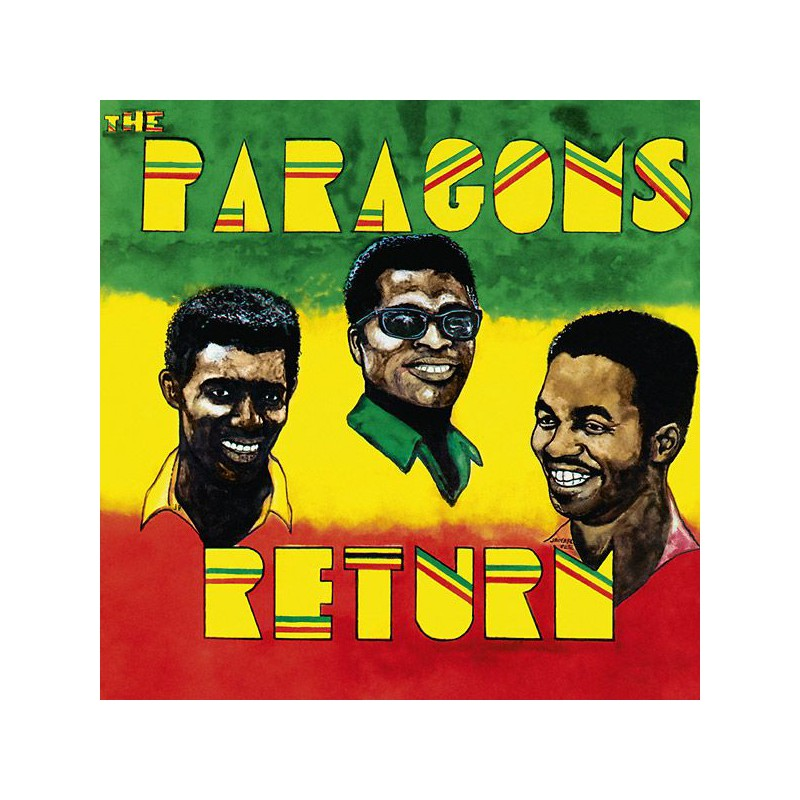 (LP) THE PARAGONS - RETURN