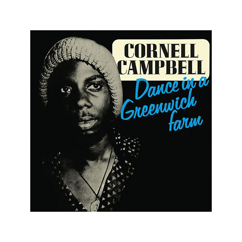 (LP) CORNELL CAMPBELL - DANCE IN A GREENWICH FARM