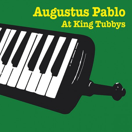 (LP) AUGUSTUS PABLO AT KING TUBBY'S