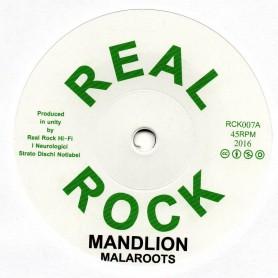 "(7"") MANDLION - MALAROOTS / I NEUROLOGICI - DUB"