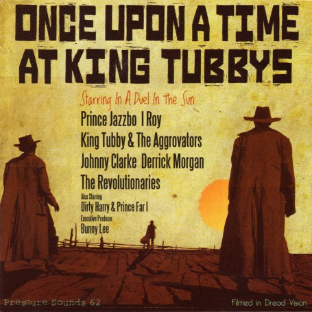 (LP) VARIOUS ARTISTS - ONCE UPON A TIME : Johnny Clarke, Prince Jazzbo, I Roy...
