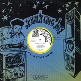 """(12"""") MICHAEL FLINT - MOVE IN OUT A ROME / RANKING JOE - PRETTY LOOKS CAN'T HOLD ME"""