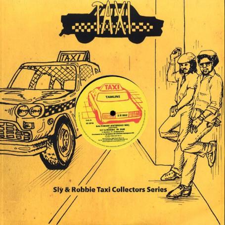 "(12"") TAMLINS - BALTIMORE / WELTON IRIE - HOTTER REGGAE MUSIC"