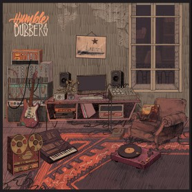 (LP) VARIOUS ARTISTS - HUMBLE DUBBERS