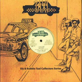 "(12"") MAJESTRIANS - YOUTH MAN / PSALMS - HELP US IN HARLEM"