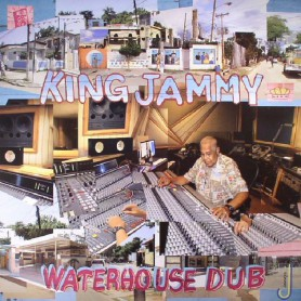 (LP) KING JAMMY - WATERHOUSE DUB