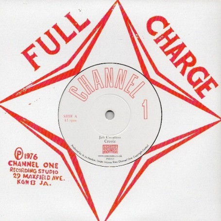 "(7"") CREOLE - JAH CREATION / VERSION"
