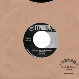"(7"") MILLIONS - LOVE OF JAH JAH CHILDREN / VERSION"