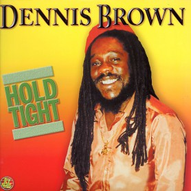 (LP) DENNIS BROWN - HOLD TIGHT