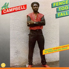 (LP) AL CAMPBELL - FENCE TOO TALL