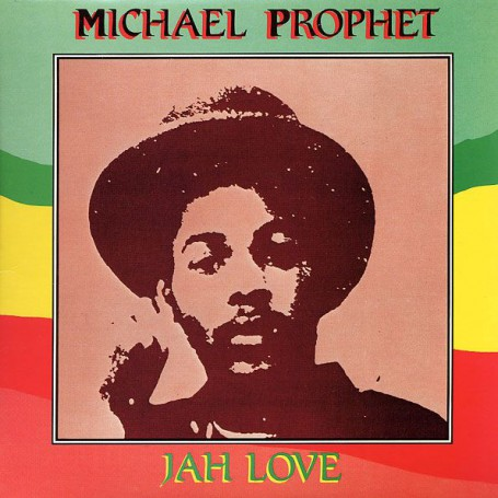 (LP) MICHAEL PROPHET - JAH LOVE