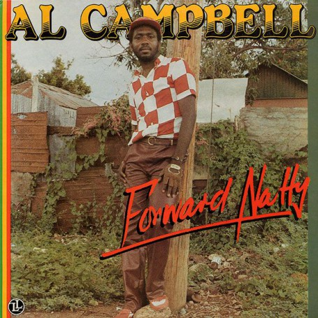(LP) AL CAMPBELL - FORWARD NATTY