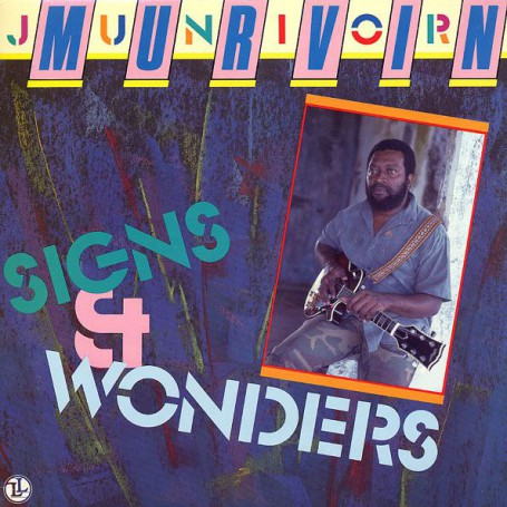 (LP) JUNIOR MURVIN - SIGNS AND WONDERS