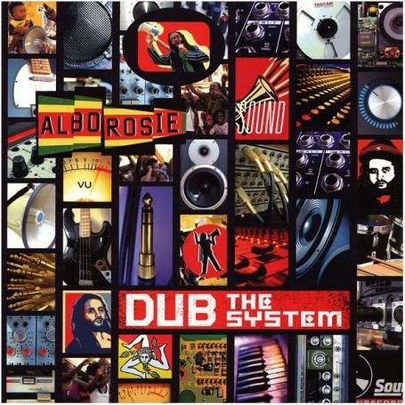 (LP) ALBOROSIE - DUB THE SYSTEM