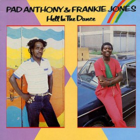(LP) PAD ANTHONY & FRANKIE JONES - HELL IN THE DANCE